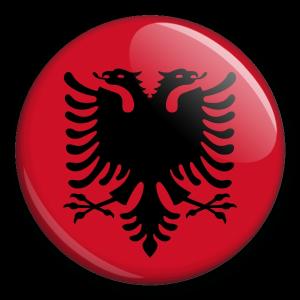 Státní vlajka - Albánie