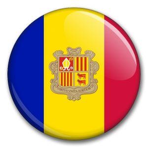 Státní vlajka - Andorra