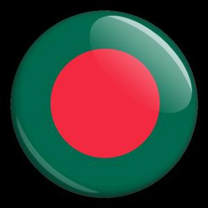 Státní vlajka - Bangladéš