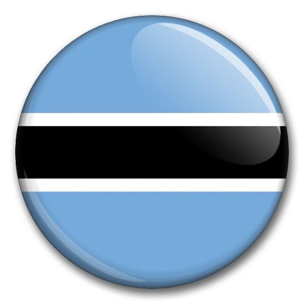 Státní vlajka - Botswana