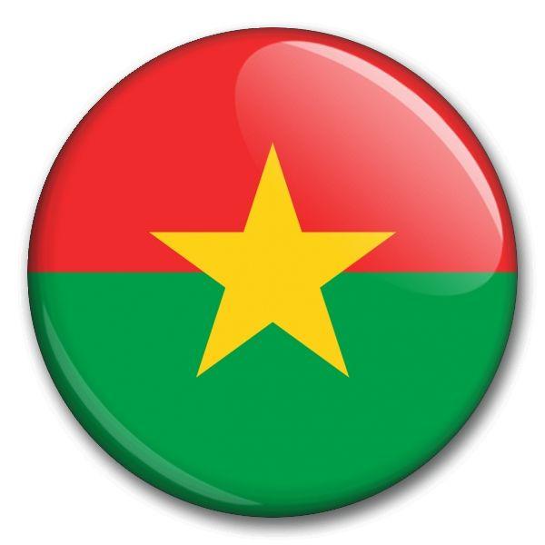Státní vlajka - Burkina Faso