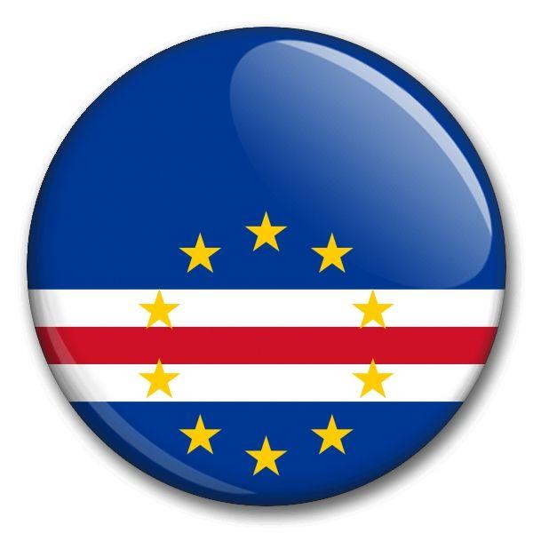 Státní vlajka - Cape Verde