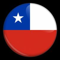 Státní vlajka - Chile
