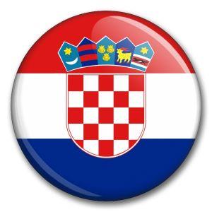 Státní vlajka - Chorvatsko