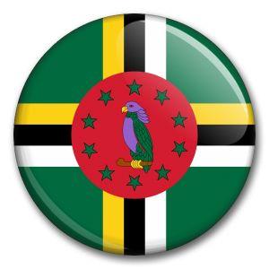 Státní vlajka - Dominica