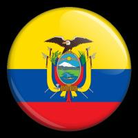 Státní vlajka - Ekvádor