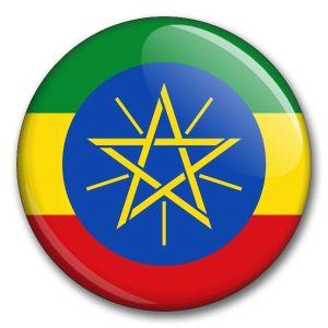 Státní vlajka - Etiopie