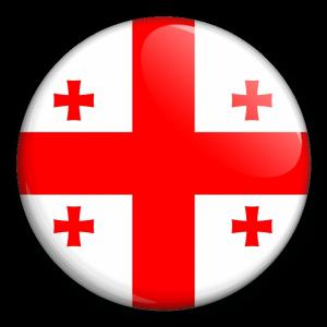 Státní vlajka - Gruzie