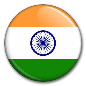 Státní vlajka - Indie