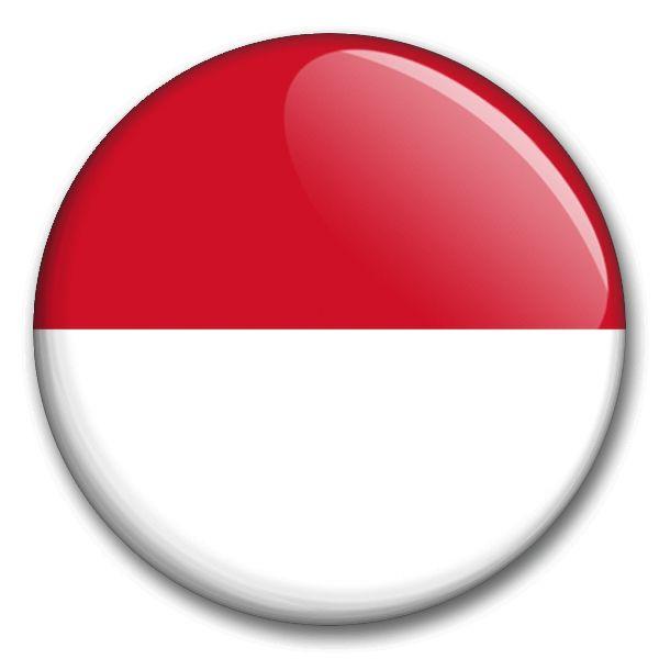 Státní vlajka - Indonésie