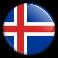 Státní vlajka - Island