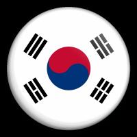 Státní vlajka - Jižní Korea