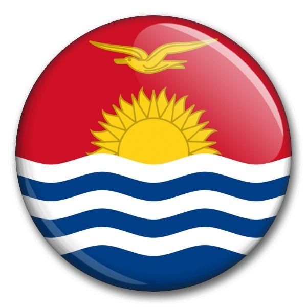 Státní vlajka - Kiribati