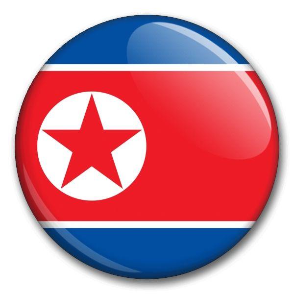 Státní vlajka - KLDR