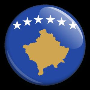 Státní vlajka - Kosovo