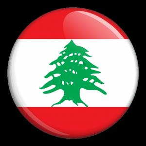 Státní vlajka - Libanon