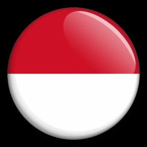Státní vlajka - Monako