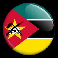 Státní vlajka - Mozambik