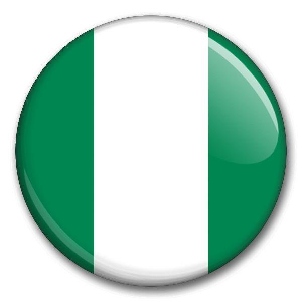 Státní vlajka - Nigérie