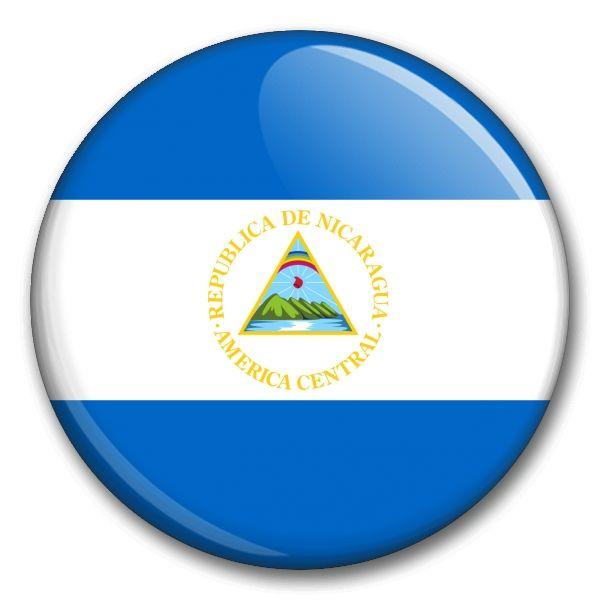 Státní vlajka - Nikaragua