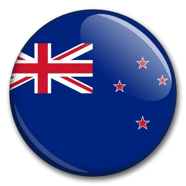 Státní vlajka - Nový Zéland