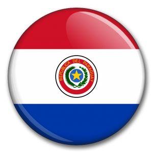 Státní vlajka - Paraguay