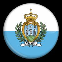 Státní vlajka - San Marino