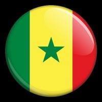 Státní vlajka - Senegal