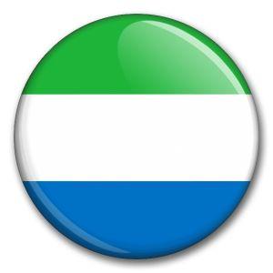 Státní vlajka - Sierra Leone