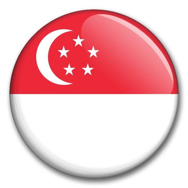 Státní vlajka - Singapur