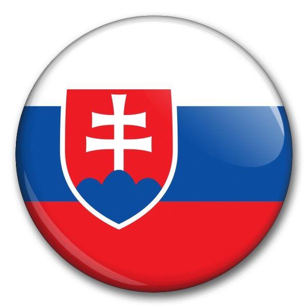Státní vlajka - Slovensko