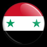 Státní vlajka - Sýrie
