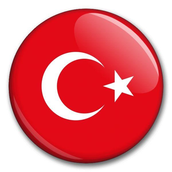 Státní vlajka - Turecko