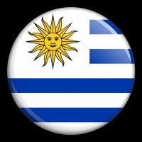 Státní vlajka - Uruguay