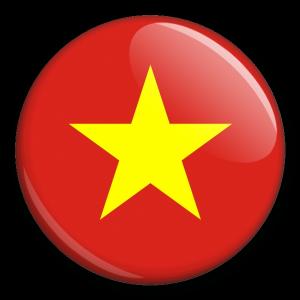 Státní vlajka - Vietnam