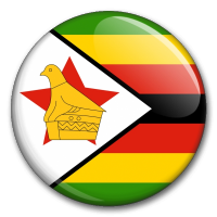 Státní vlajka - Zimbabwe