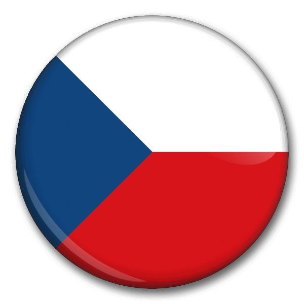 Státní vlajka - Česká Republika