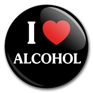 I love Alcohol