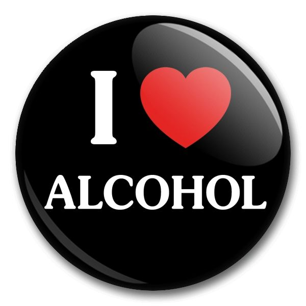 I love Alcohol