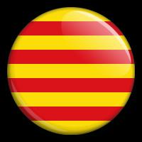 Státní vlajka - Katalánsko
