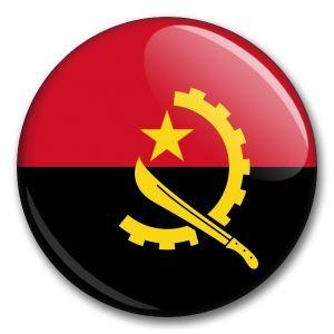 Státní vlajka - Angola