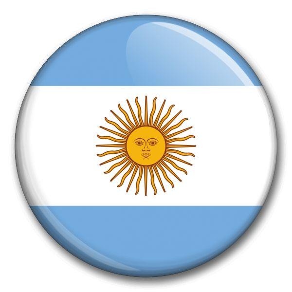Státní vlajka - Argentina