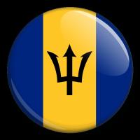 Státní vlajka - Barbados