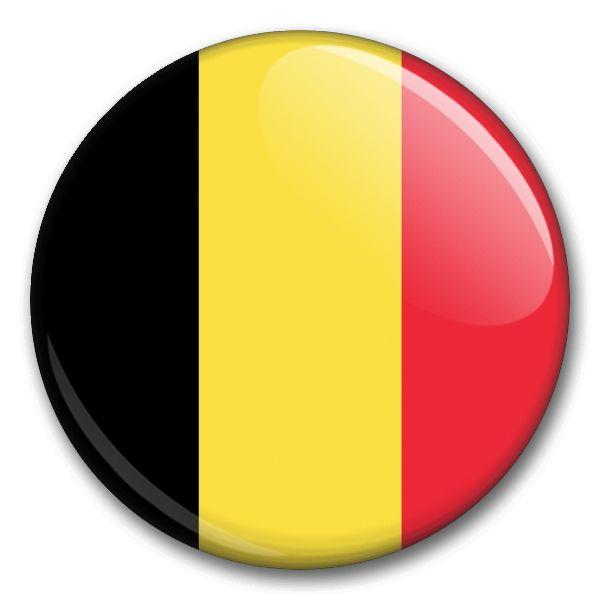 Státní vlajka - Belgie