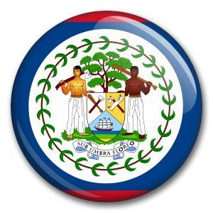 Státní vlajka - Belize