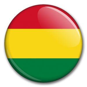Státní vlajka - Bolívie