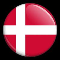 Státní vlajka - Dánsko