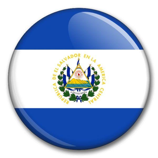 Státní vlajka - El Salvador