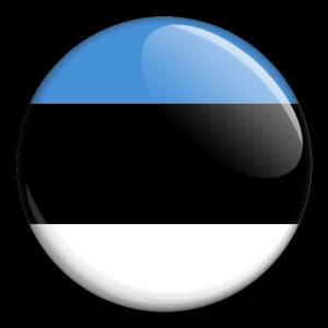 Státní vlajka - Estonsko