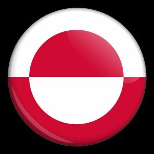 Státní vlajka - Grónsko